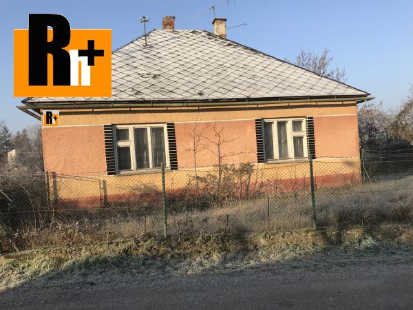 Foto Košeca na predaj rodinný dom - rezervované
