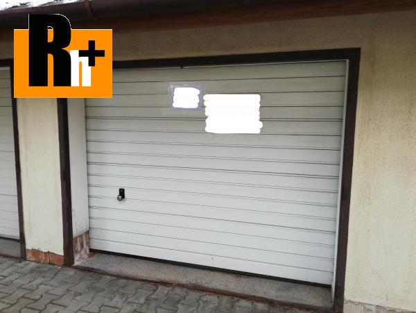Foto Na predaj garáž jednotlivá Žilina širšie centrum