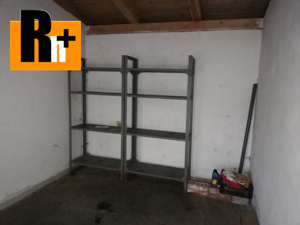 3. obrázok Na predaj garáž jednotlivá Žilina širšie centrum