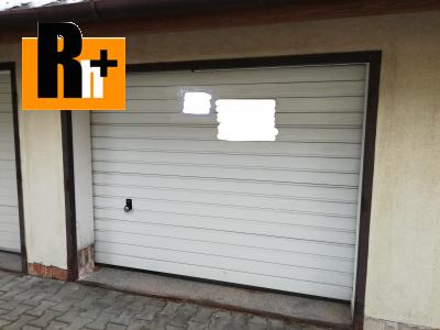 Na predaj garáž jednotlivá Žilina širšie centrum