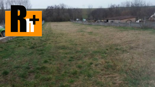 Foto Na predaj pozemok pre bývanie Horné Obdokovce Tichá ulica - TOP ponuka