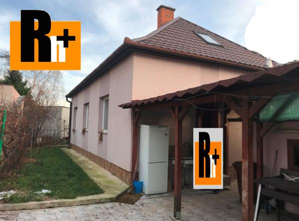 Foto Nové Mesto nad Váhom na predaj rodinný dom - zrekonštruovaný