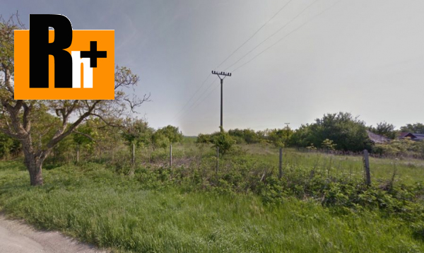 Foto Hrubý Šúr Hlavná na predaj pozemok pre bývanie - TOP ponuka