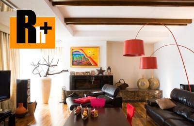 Rodinný dom na predaj Limbach Kamenice - TOP ponuka