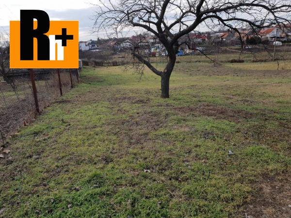 Foto Záhrada na predaj Močenok Sv. Gorazda - rezervované