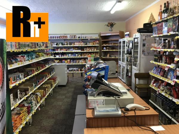 1. obrázok Na predaj nákupné stredisko Považská Bystrica - TOP ponuka