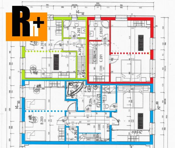 14. obrázok Lednické Rovne Majerská na predaj 3 izbový byt - exkluzívne v Rh+