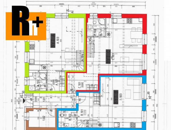 15. obrázok Lednické Rovne Majerská na predaj 3 izbový byt - exkluzívne v Rh+