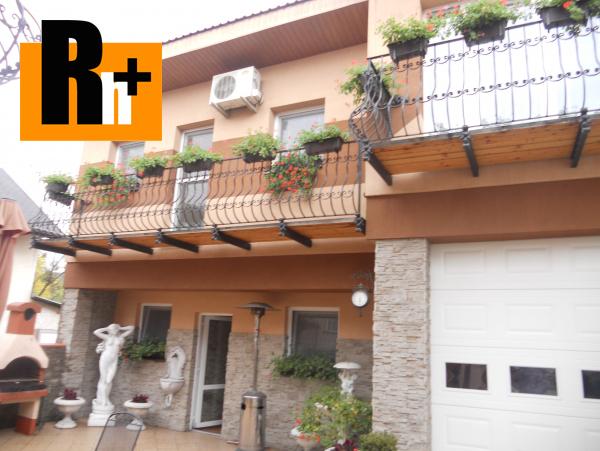 Foto Na predaj rodinný dom Košice-Ťahanovce 2 rodinné domy - novostavba