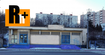 Obchodné priestory na predaj Nové Mesto nad Váhom