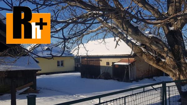Foto Na predaj Veľký Čepčín rodinný dom - TOP ponuka