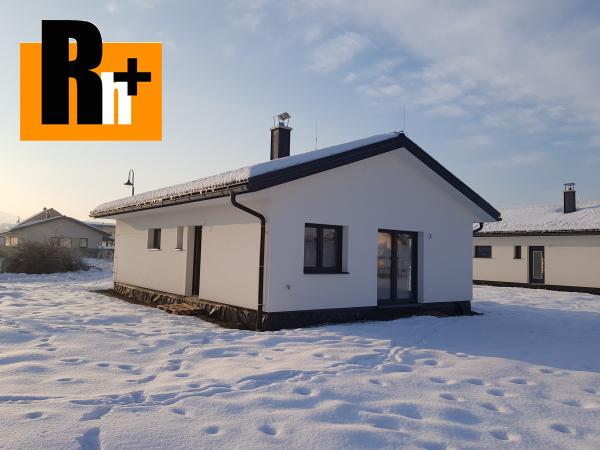 Foto Na predaj rodinný dom Svederník Lipová Alej - exkluzívne v Rh+