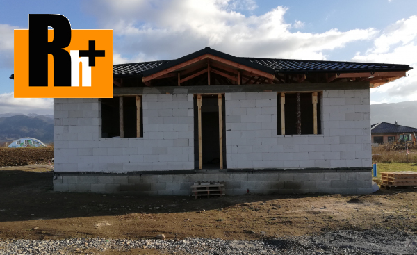Foto Žilina Mojš rodinný dom na predaj - vo výstavbe