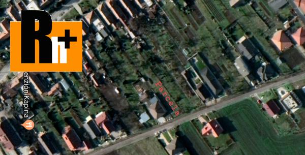 Foto Pozemok pre bývanie Kaplna na predaj - TOP ponuka