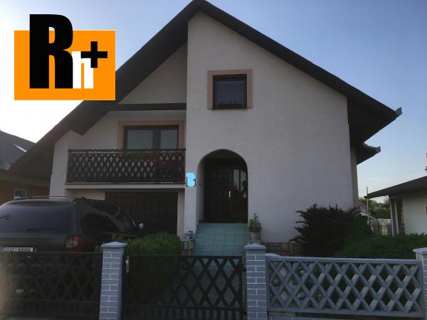 Foto Rodinný dom na predaj Valaliky . - rezervované
