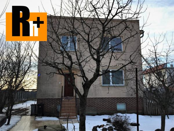 Foto Na predaj rodinný dom Čaňa , -