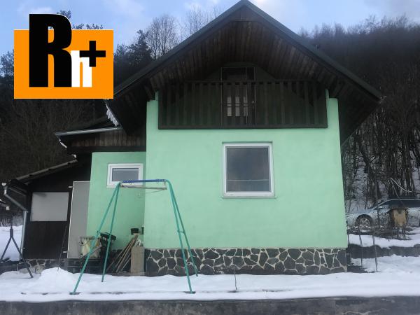 Foto Dubnica nad Váhom na predaj chata - zrekonštruovaný