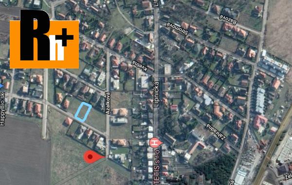 Foto Pozemok pre bývanie na predaj Dunajská Lužná Azalková - TOP ponuka