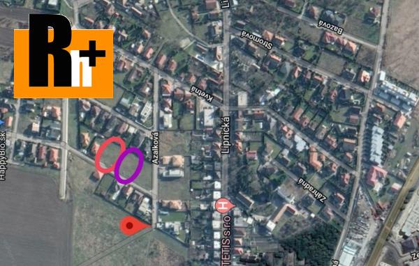 Foto Pozemok pre bývanie Dunajská Lužná Azalková na predaj - TOP ponuka