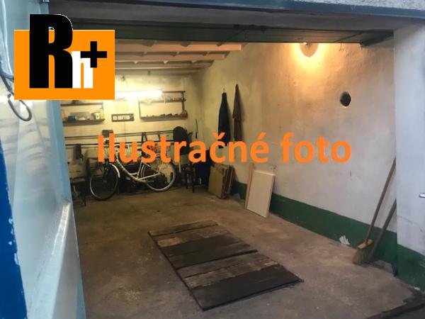 Foto Na predaj Trenčín širšie centrum garáž jednotlivá - TOP ponuka