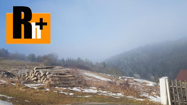 Foto Na predaj Dolný Hričov Peklina pozemok pre bývanie - exkluzívne v Rh+