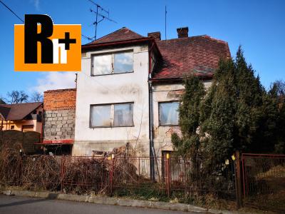 Ostrava Michálkovice Radniční na prodej rodinný dům - snížená cena