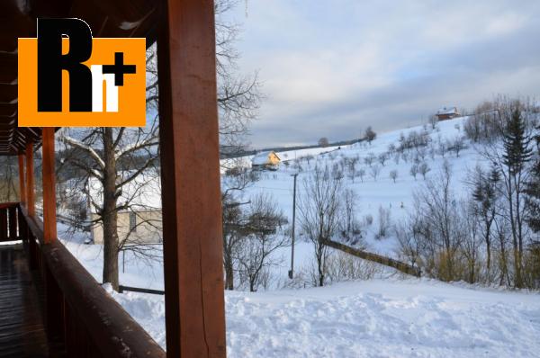 Foto Chata na predaj Terchová Lutiše - exkluzívne v Rh+