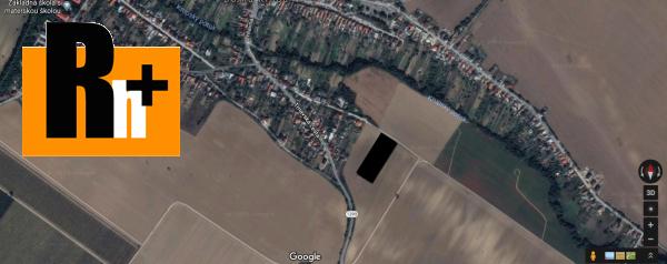 Foto Dolná Krupá na predaj pozemok pre komerčnú výstavbu - exkluzívne v Rh+