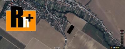 Dolná Krupá na predaj pozemok pre komerčnú výstavbu - exkluzívne v Rh+