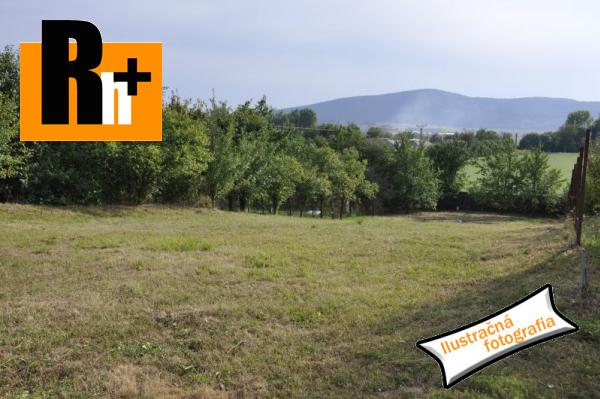 Foto Pozemok pre bývanie na predaj Horná Štubňa