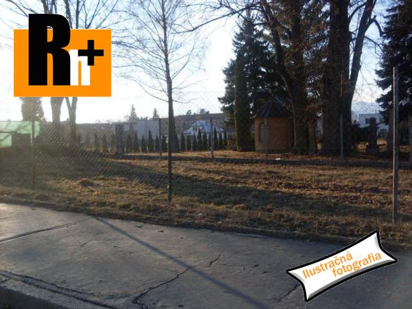 3. obrázok Pozemok pre bývanie na predaj Horná Štubňa
