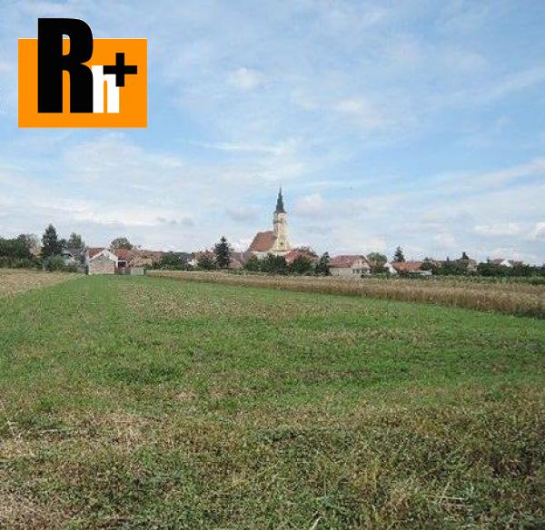 Foto Na predaj pozemok pre bývanie Gajary Pivovar - TOP ponuka