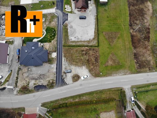 Foto Na predaj Čadca Podzávoz 1300m2 pozemok pre bývanie - exkluzívne v Rh+