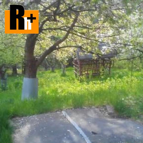 Foto Na predaj záhrada Stupava Nová Hora - TOP ponuka