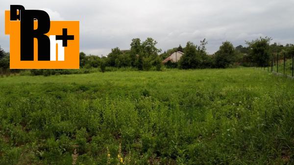 Foto Na predaj Košice-Šaca Nemessányiho pozemok pre bývanie
