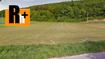Trenčianske Bohuslavice na predaj pozemok pre bývanie