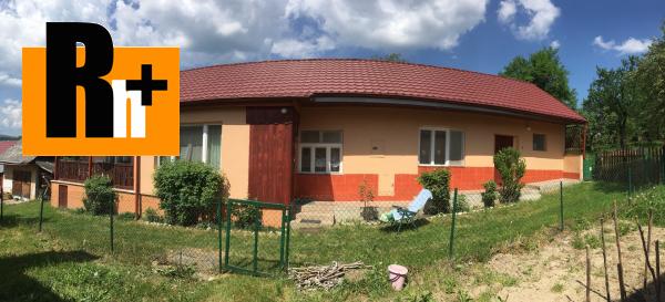 Foto Poproč ul. Mieru rodinný dom na predaj