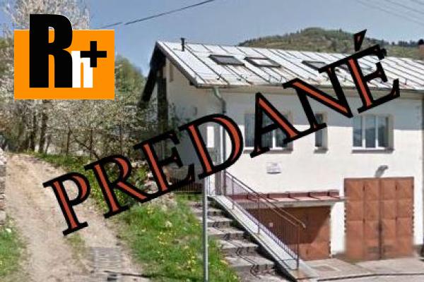 Foto Kremnica administratívna budova na predaj - s garážou