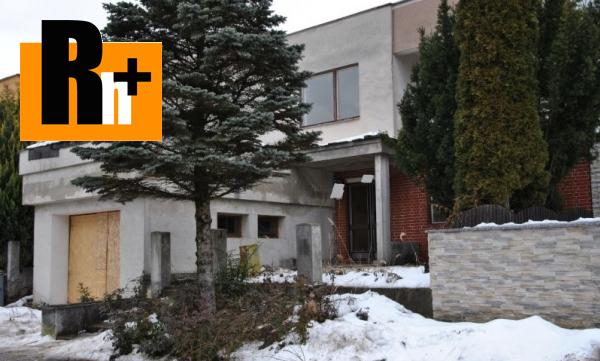 Foto Rodinná vila na predaj Žilina Bôrik - TOP ponuka