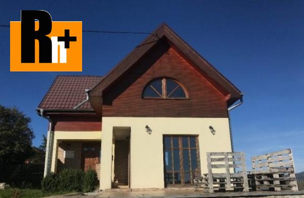 Foto Kysucké Nové Mesto Krásno nad Kysucou na predaj rodinný dom - TOP ponuka