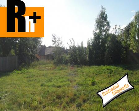 Foto Pozemok pre bývanie na predaj Trenčín Biskupice - TOP ponuka