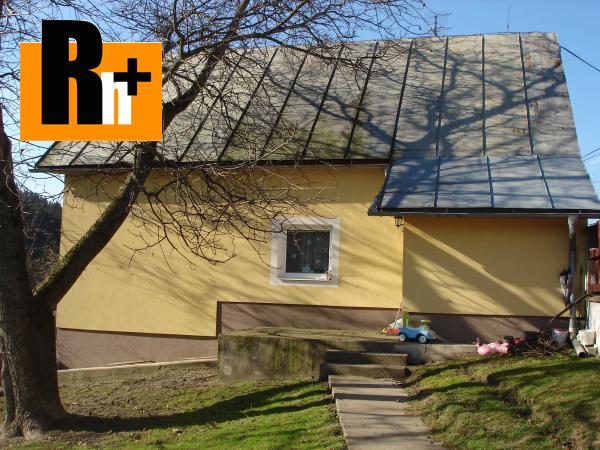 Foto Rodinný dom Kysucké Nové Mesto Lodno na predaj - rezervované