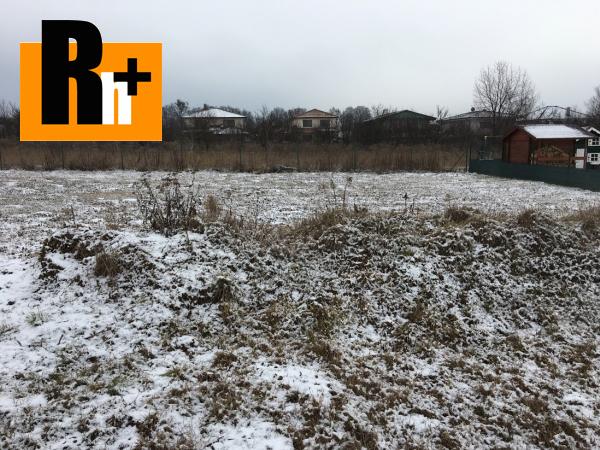 Foto Pozemok pre bývanie na predaj Košice-Barca ,