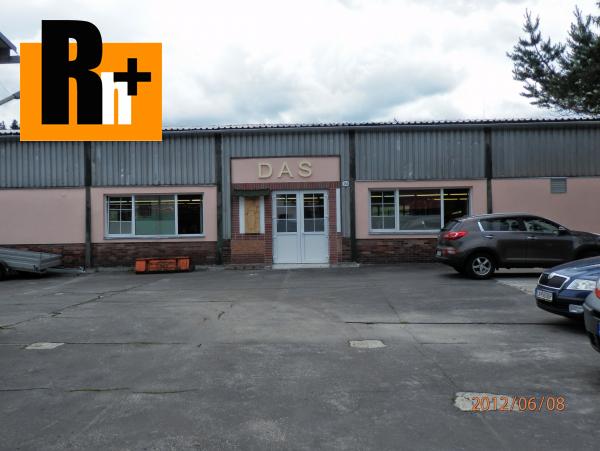 Foto Průmyslový areál Makov . na prodej - exkluzívně v Rh+
