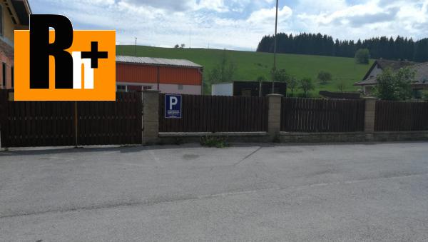 14. obrázok Na prodej průmyslový areál Makov . - exkluzívně v Rh+