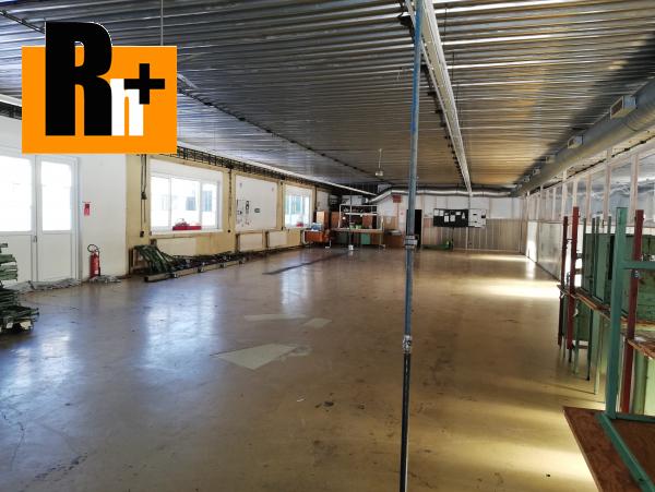 6. obrázok Na prodej průmyslový areál Makov . - exkluzívně v Rh+