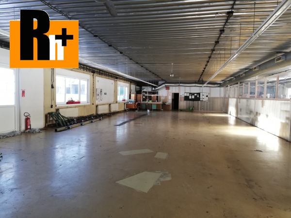 8. obrázok Na prodej průmyslový areál Makov . - exkluzívně v Rh+