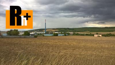 Pozemok pre komerčnú výstavbu na predaj Hlohovec Nitrianska - TOP ponuka