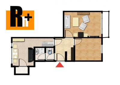 Nová Dubnica 2 izbový byt na predaj - 62m2