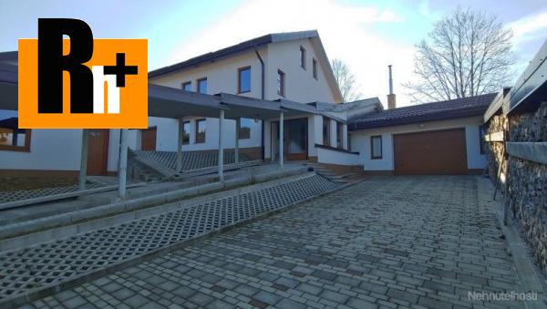 Foto Chata Turček pred kolaudáciou na predaj - 1055m2